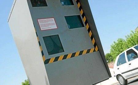 radar fou sur A9 Montpellier