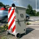 Radars poubelles en Belgique