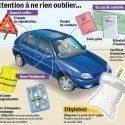 Tout ce qui est obligatoire dans une voiture en 2012