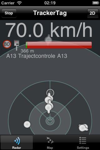 application radars pour iphone trackertag anti radar le blog qui vous avertit. Black Bedroom Furniture Sets. Home Design Ideas